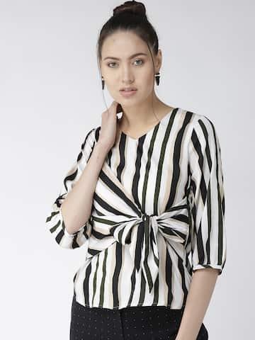 900dec69183 Tops - Buy Designer Tops for Girls & Women Online | Myntra
