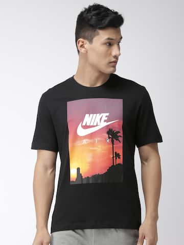 0c60196c20 Sports T-shirts - Buy Mens Sports T-Shirt Online in India |Myntra