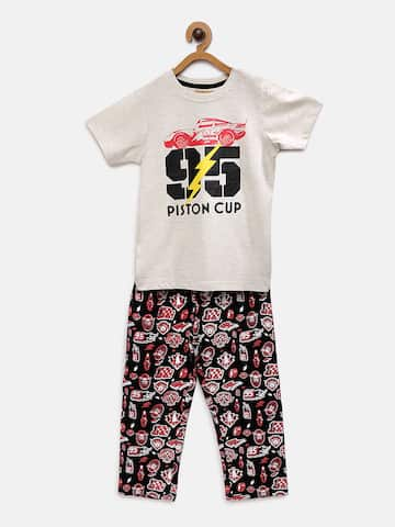 a3b4bcd3d Boys Night Suits - Buy Boys Night Suits online in India
