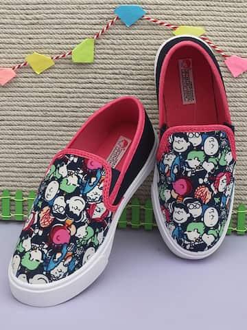d597237c281 Girls Footwear - Buy Footwear for Girls Online in India | Myntra
