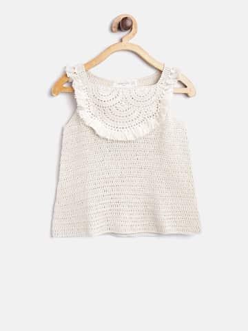 5a8974be74e55 Crochet Tops - Buy Crochet Tops online in India