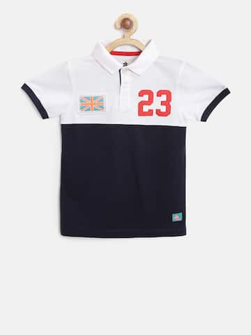 ee1696aa6cc78 Kids T shirts - Buy T shirts for Kids Online in India Myntra