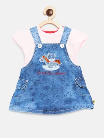 5806998b5a5bb Girls Clothes - Buy Girls Clothing Online in India | Myntra