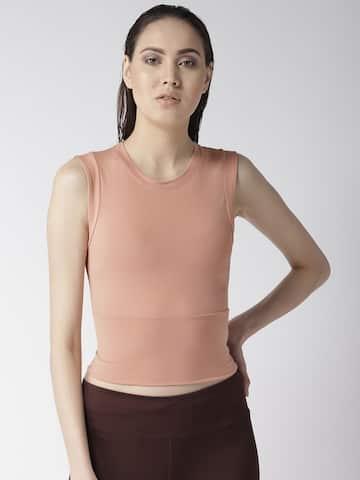 a068a614efc5d Crop Tops - Buy Midriff Crop Tops Online for Women in India