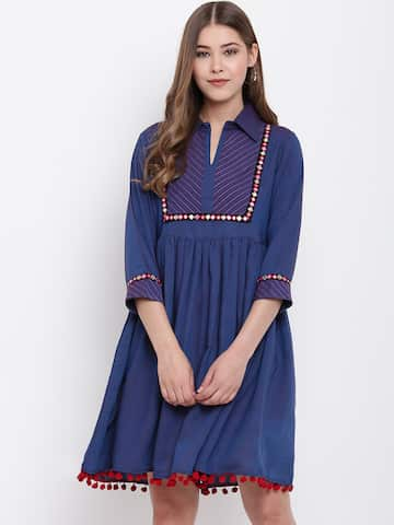 d6f3f704b7b3 Bohemian Dresses - Buy Bohemian Dresses online in India