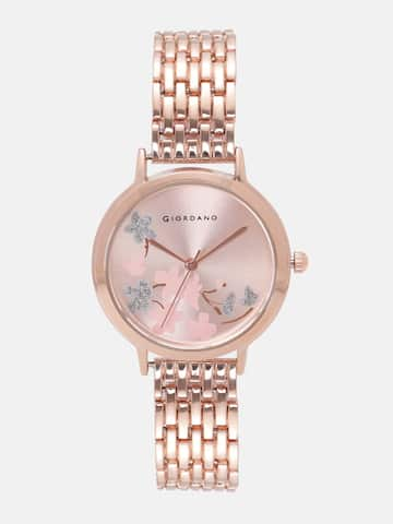 654da004fe Ladies Watches - Buy Watches for Women Online in India | Myntra