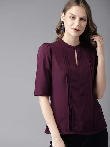 b597248d98 Tops - Buy Designer Tops for Girls & Women Online   Myntra