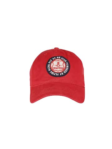6be837928a20b7 Caps - Buy Caps for Men, Women & Kids Online | Myntra