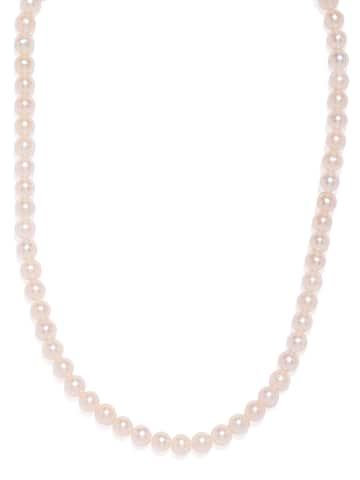 cb4a3626 Pearl Necklace - Shop Online for Pearl Necklaces in India | Myntra