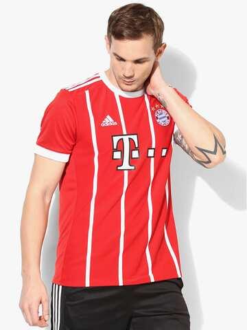 46061c31f9b7 Adidas T-Shirts - Buy Adidas Tshirts Online in India | Myntra