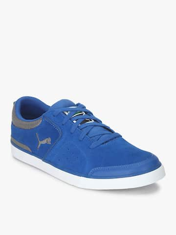 7913283be Puma Men Blue Shoes - Buy Puma Men Blue Shoes online in India