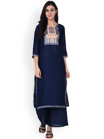 57cfaca117b Kurtis Online - Buy Designer Kurtis   Suits for Women - Myntra
