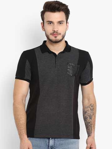ded7c1996f2 Tshirts Collar Full Hands - Buy Tshirts Collar Full Hands online in ...