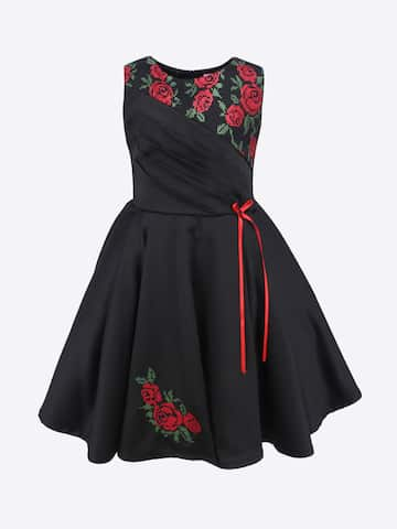 8d1c10ff6dbf Girls Dresses - Buy Frocks   Gowns for Girls Online