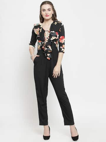 5a9d2c09a Jumpsuits - Buy Jumpsuits For Women, Girls & Men Online in India