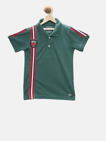 8c5abad48 Kids T shirts - Buy T shirts for Kids Online in India Myntra