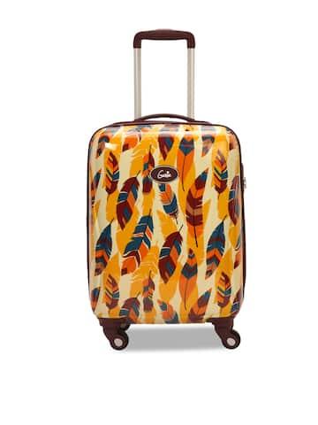 3ec23c17b6e9 Trolley Bags - Buy Trolley Bags Online in India   Myntra