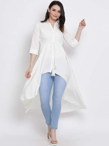 Tunics for Women - Buy Tunic Tops For Women Online in India