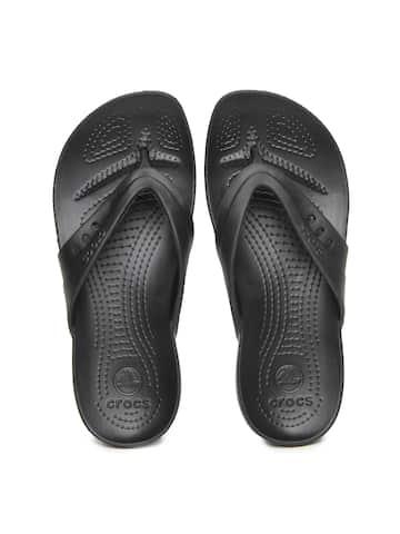 03323d4221cc5f Crocs Flip Flops - Buy Crocs Flip Flops Online in India