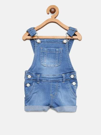 a81be7397897 Dungarees - Buy Dungarees Dress for Women Online - Myntra