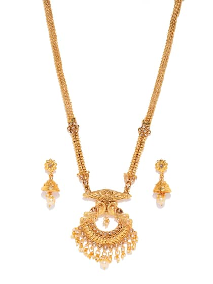 9f854114962 Beaded Necklace - Buy Bead Necklaces For Women Online in India