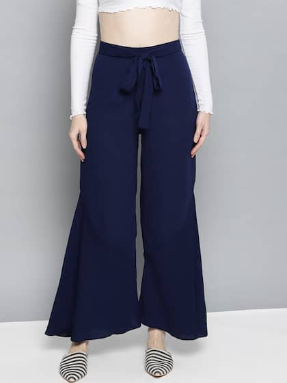 5d95da7cad1 Women Bootcut Trousers - Buy Women Bootcut Trousers online in India