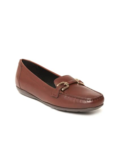 8f7c14c28063 Loafers for Women - Buy Ladies Loafers Online in India | Myntra