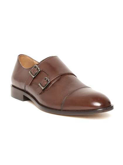 d2b7073adaa3bf Brown Formal Shoes - Buy Brown Formal Shoes Online in India