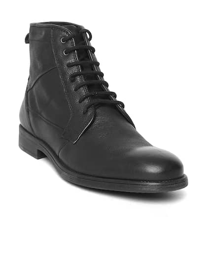 abe948e6050 Boots - Buy Boots for Women, Men & Kids Online in India   Myntra