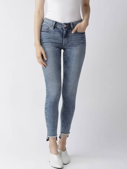 e0a2f6dc4 Jeans for Women - Buy Womens Jeans Online in India | Myntra