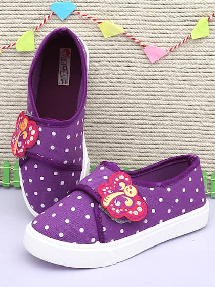18266725cd132 Girls Purple Shoes - Buy Girls Purple Shoes online in India
