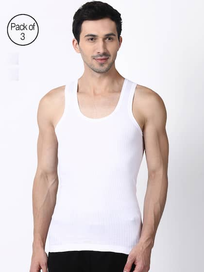 41332a98992a6 Vests For Men - Buy Mens Innerwear Vests Online - Myntra