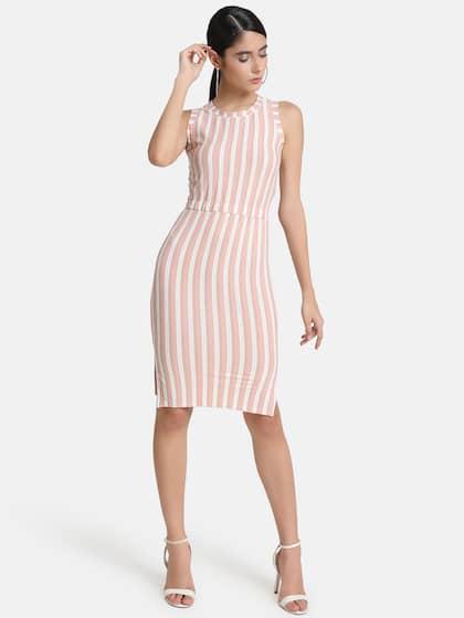 5e12fc062db Bodycon Dress - Buy Stylish Bodycon Dresses Online   Myntra