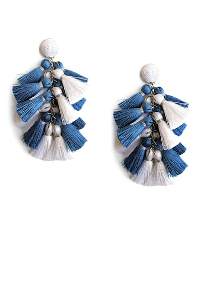 a2ee8d45733 Feather Earrings - Buy Feather Earrings online in India