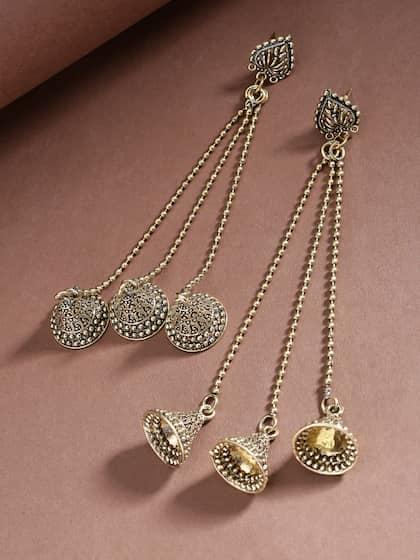 Antique Earrings - Buy Antique Earrings online in India