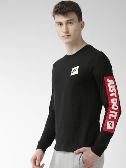 4fc83fd0adb75 Nike Long Sleeve Tshirts - Buy Nike Long Sleeve T Shirts For Men & Women
