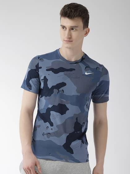 3edfedea4b653 Nike TShirts - Buy Nike T-shirts Online in India | Myntra