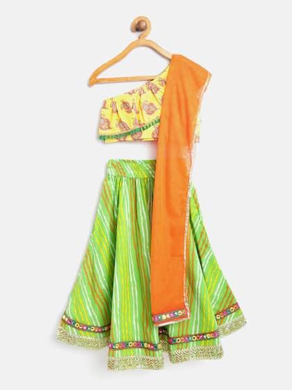 d55b50e6c33 Kids Lehenga - Buy Lehenga for Kids Online in India | Myntra