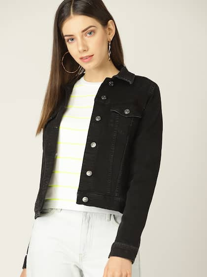d2704a015 Jackets for Women - Buy Casual Leather Jackets for Women Online