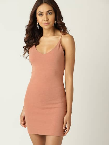 788d8aa16 Bodycon Dress - Buy Stylish Bodycon Dresses Online | Myntra