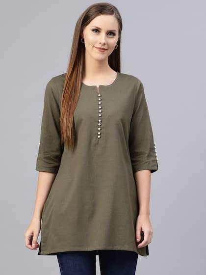 3f97433175 Tunics for Women - Buy Tunic Tops For Women Online in India