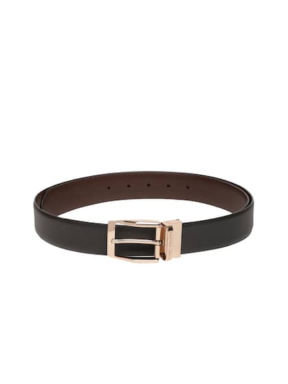 7704ad3bbc104 Belt For Men - Buy Men Belts Online in India at Best price | Myntra