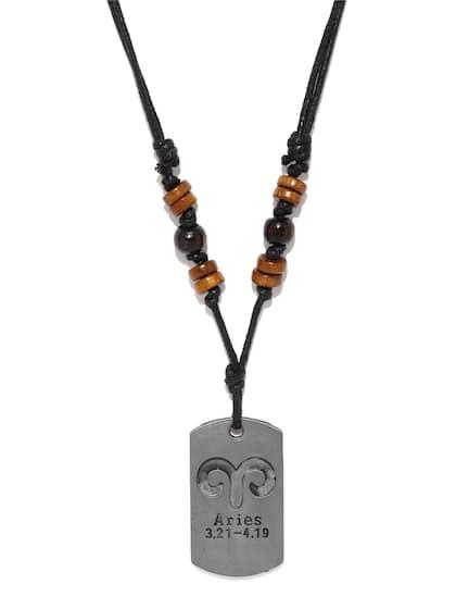 fee45ffcd Necklace - Buy Necklace for men, women & girls Online | Myntra