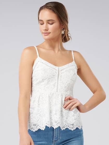 d40632eadd Forever New Tops - Buy Forever New Tops for Women Online | Myntra