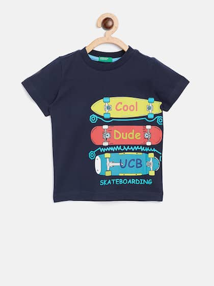 73ce2bfeb Kids T shirts - Buy T shirts for Kids Online in India Myntra