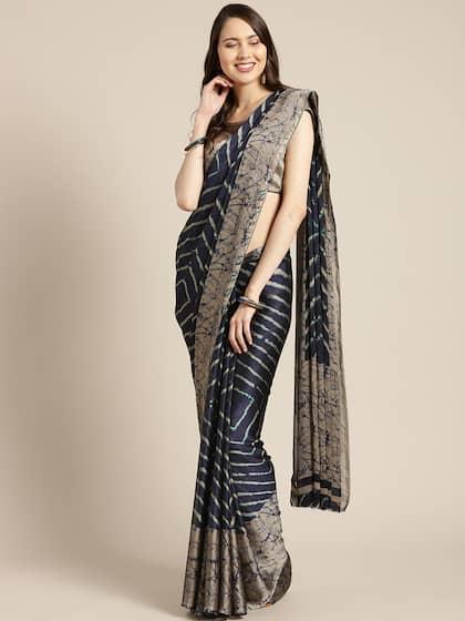 c64e7bd5e2e Printed Sarees - Buy Stylish Printed Sarees Online | Myntra