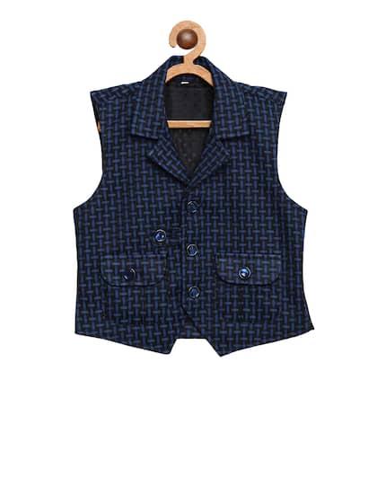 412bdcc6fd68 Kids Waistcoat - Buy Kids Waistcoat online in India