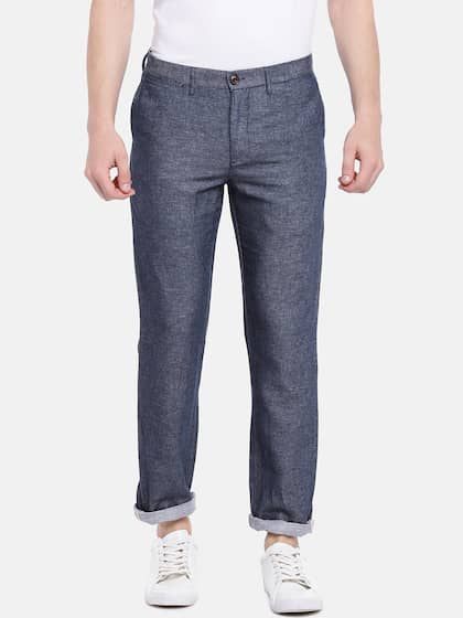 0f8015738a Men Casual Trousers - Buy Casual Pants for Men in India - Myntra