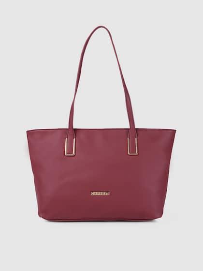 b2af525d3b1 Caprese Handbags - Shop for Caprese Handbags Online | Myntra