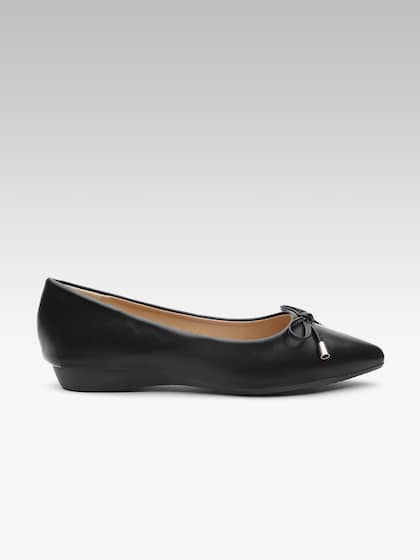 1a53270c7fbde Pointed Toe Flats - Buy Pointed Toe Flats online in India